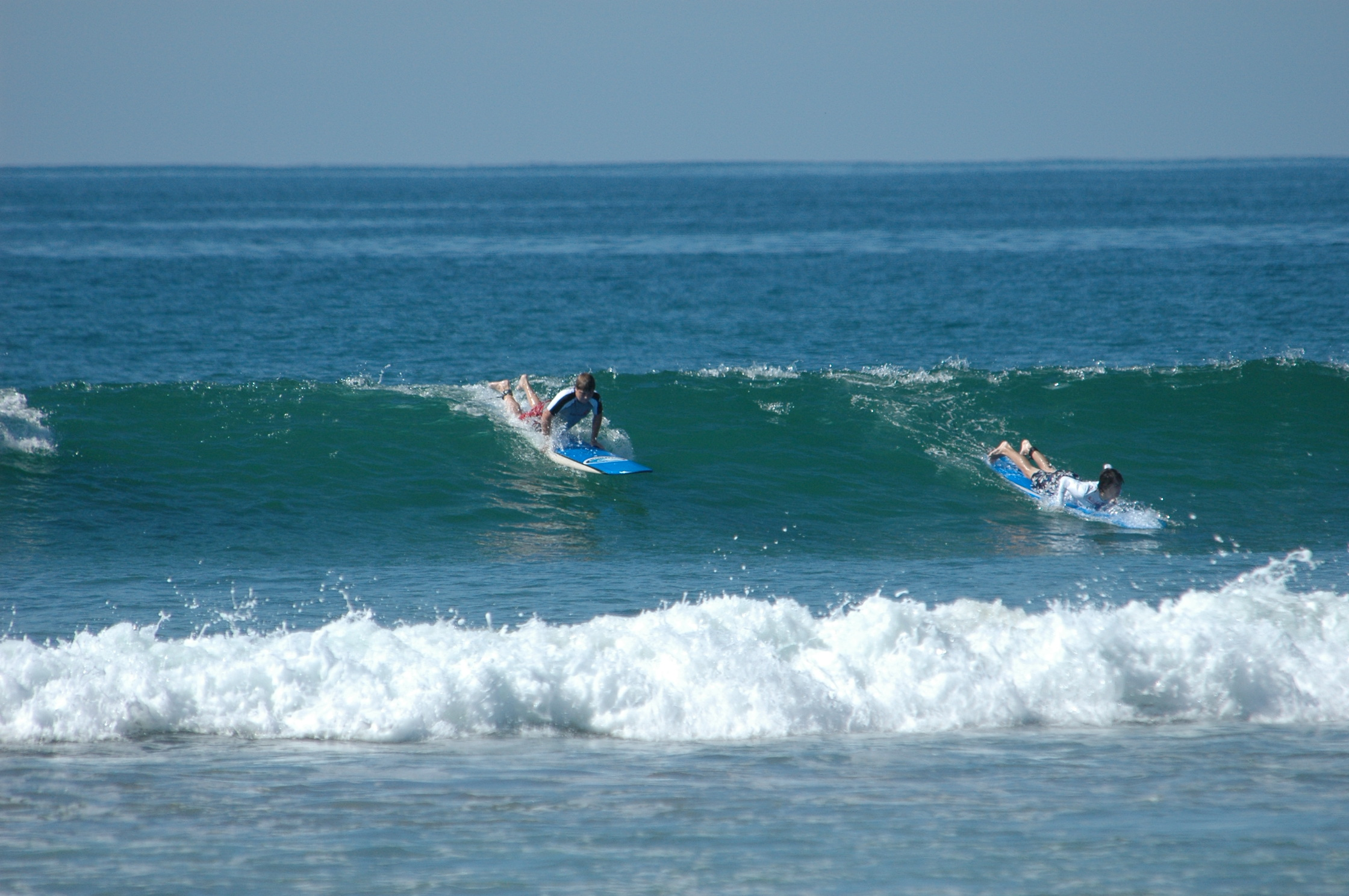 Troncones surf camp day 3